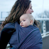 Didymos Baby Woven Wrap Lisca Minos-Woven Wrap-Didymos- Little Zen One US Babywearing baby carriers