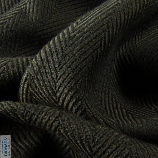 Didymos Baby Woven Wrap Lisca Obsidian-Woven Wrap-Didymos- Little Zen One US Babywearing baby carriers