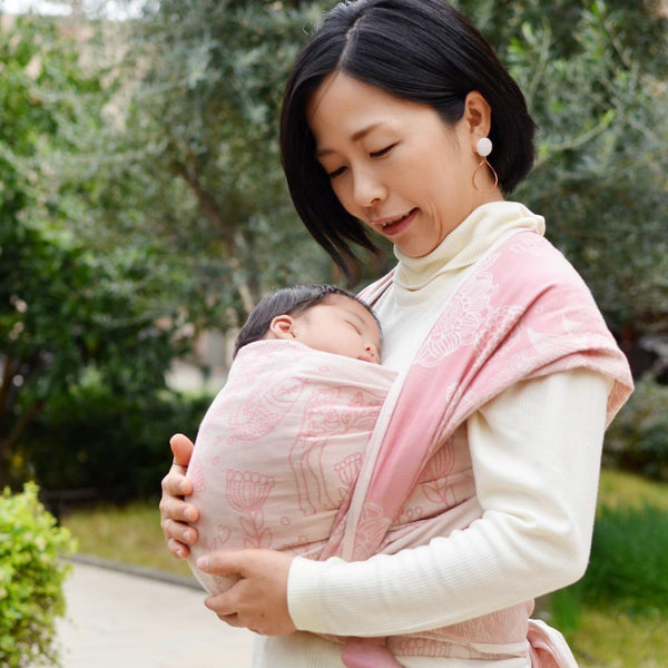 Didymos Baby Woven Wrap Magic Fairy Forest-Woven Wrap-Didymos- Little Zen One US Babywearing baby carriers