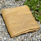 Didymos Baby Woven Wrap Metro Harvest linen-Woven Wrap-Didymos- Little Zen One US Babywearing baby carriers