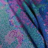 Didymos Baby Woven Wrap Mosaic Sparks in the Dark-Woven Wrap-Didymos- Little Zen One US Babywearing baby carriers