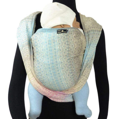 Didymos Baby Woven Wrap Prima Aurora-Woven Wrap-Didymos- Little Zen One US Babywearing baby carriers