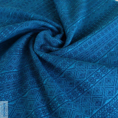 Didymos Baby Woven Wrap Prima Baikal-Woven Wrap-Didymos- Little Zen One US Babywearing baby carriers