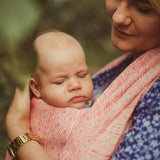 Didymos Baby Woven Wrap Prima Cayenne-Woven Wrap-Didymos- Little Zen One US Babywearing baby carriers