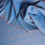 Didymos Baby Woven Wrap Prima Copper Teal-Woven Wrap-Didymos- Little Zen One US Babywearing baby carriers