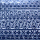 Didymos Baby Woven Wrap Prima Dark Blue and White-Woven Wrap-Didymos- Little Zen One US Babywearing baby carriers