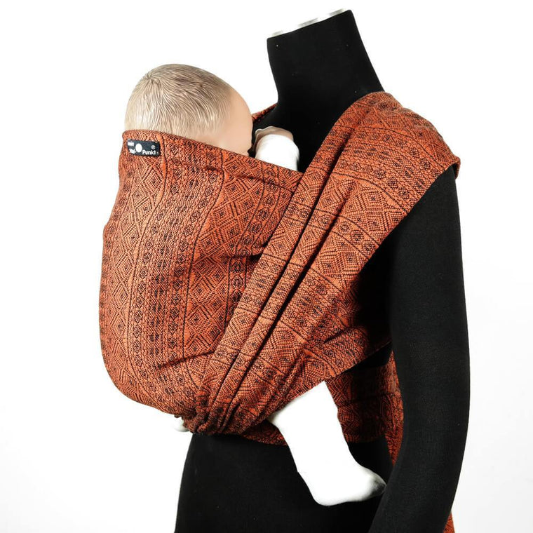 Didymos Baby Woven Wrap Prima Mars Cashmere-Woven Wrap-Didymos- Little Zen One US Babywearing baby carriers