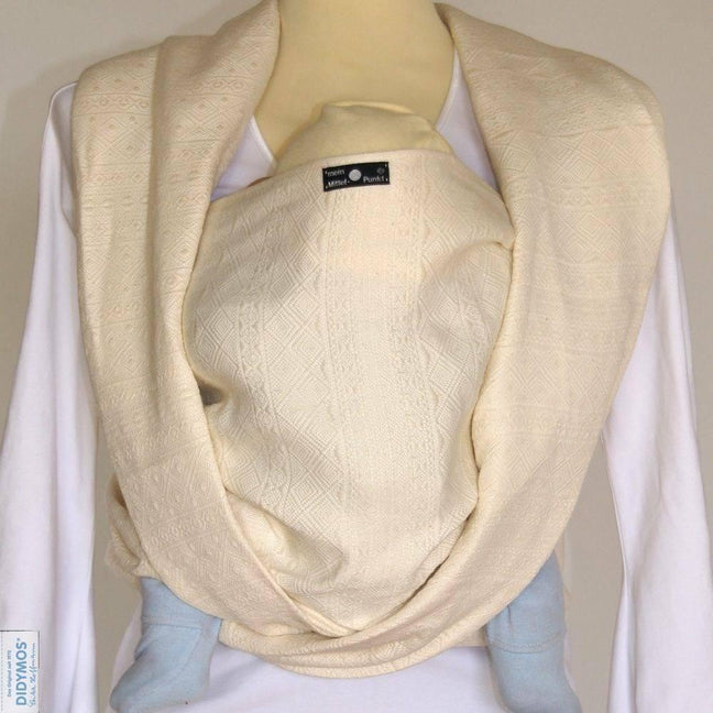 Didymos Baby Woven Wrap Prima Natural hemp '16-Woven Wrap-Didymos- Little Zen One US Babywearing baby carriers