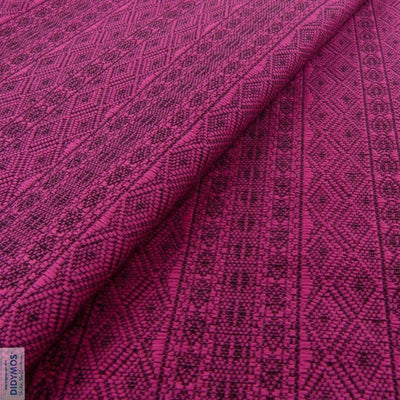 Didymos Baby Woven Wrap Prima Pink-Woven Wrap-Didymos- Little Zen One US Babywearing baby carriers