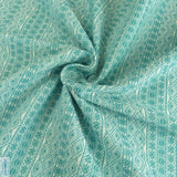 Didymos Baby Woven Wrap Prima Seagreen 2016-Woven Wrap-Didymos- Little Zen One US Babywearing baby carriers