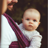 Didymos Baby Woven Wrap Rayleigh-Woven Wrap-Didymos- Little Zen One US Babywearing baby carriers