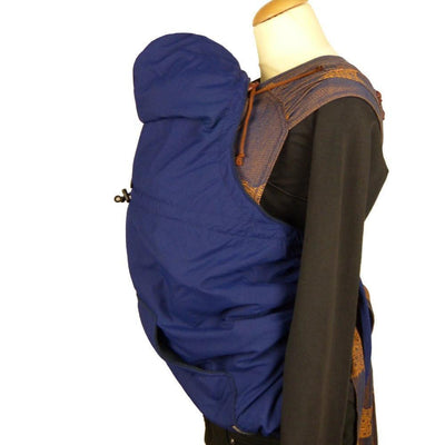 Didymos Babywearing Cover - Tactel and Fleece-Babywearing Outerwear-Didymos- Little Zen One US Babywearing baby carriers