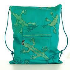 Didymos Backpack Geckos Emerald-Babywearing Accessories-Didymos- Little Zen One US Babywearing baby carriers