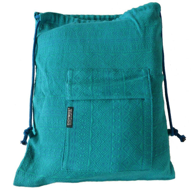 Didymos Backpack Prima Emerald-Babywearing Accessories-Didymos- Little Zen One US Babywearing baby carriers
