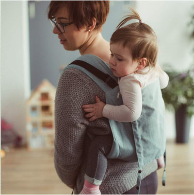 Didymos DidyGo Onbuhimo Ocean-Onbuhimo-Didymos- Little Zen One US Babywearing baby carriers