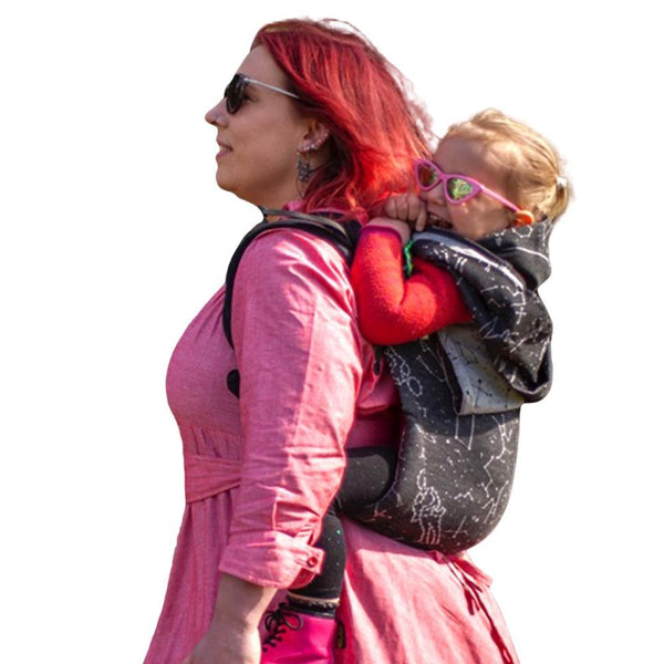 Didymos DidyGo Onbuhimo The Joy of Babywearing-Onbuhimo-Didymos- Little Zen One US Babywearing baby carriers