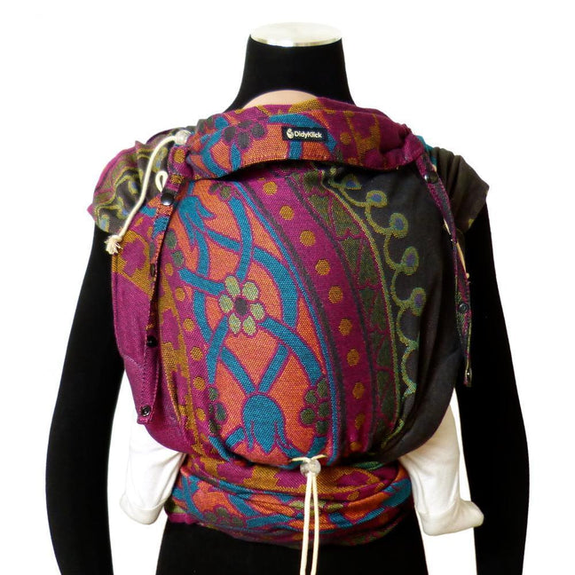 Didymos DidyKlick Fairytale-Half Buckle Baby Carrier-Didymos- Little Zen One US Babywearing baby carriers