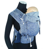 Didymos DidyKlick Kipos-Half Buckle Baby Carrier-Didymos- Little Zen One US Babywearing baby carriers