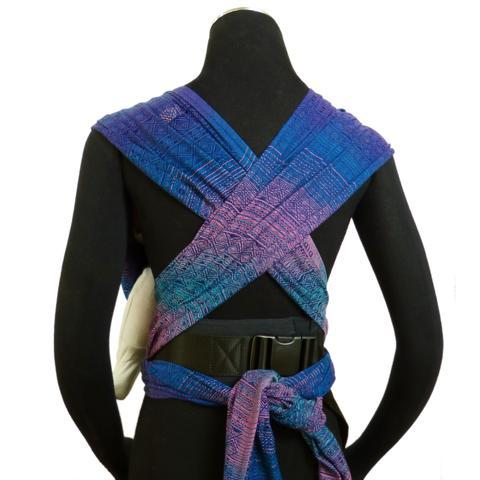 Didymos DidyKlick Prima Sole Occidente-Half Buckle Baby Carrier-Didymos- Little Zen One US Babywearing baby carriers