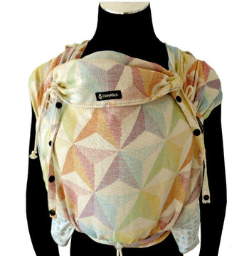 Didymos DidyKlick Zephyr-Half Buckle Baby Carrier-Didymos- Little Zen One US Babywearing baby carriers