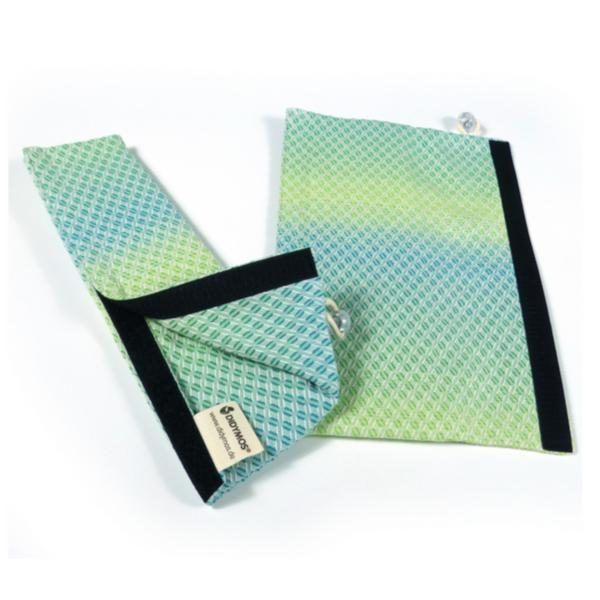 Didymos DidyPad Facett Wasabi-Babywearing Accessories-Didymos- Little Zen One US Babywearing baby carriers