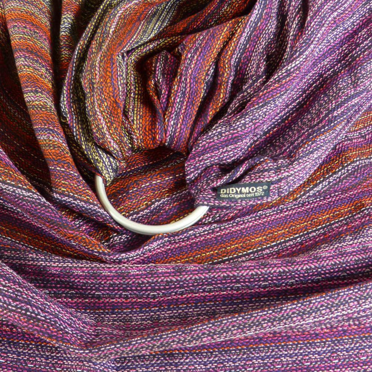 Didymos DidySling Blueberry Fall-Ring Slings-Didymos- Little Zen One US Babywearing baby carriers