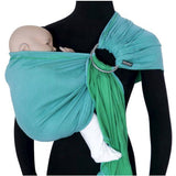 Didymos DidySling Double face Forget-me-not-Ring Slings-Didymos- Little Zen One US Babywearing baby carriers