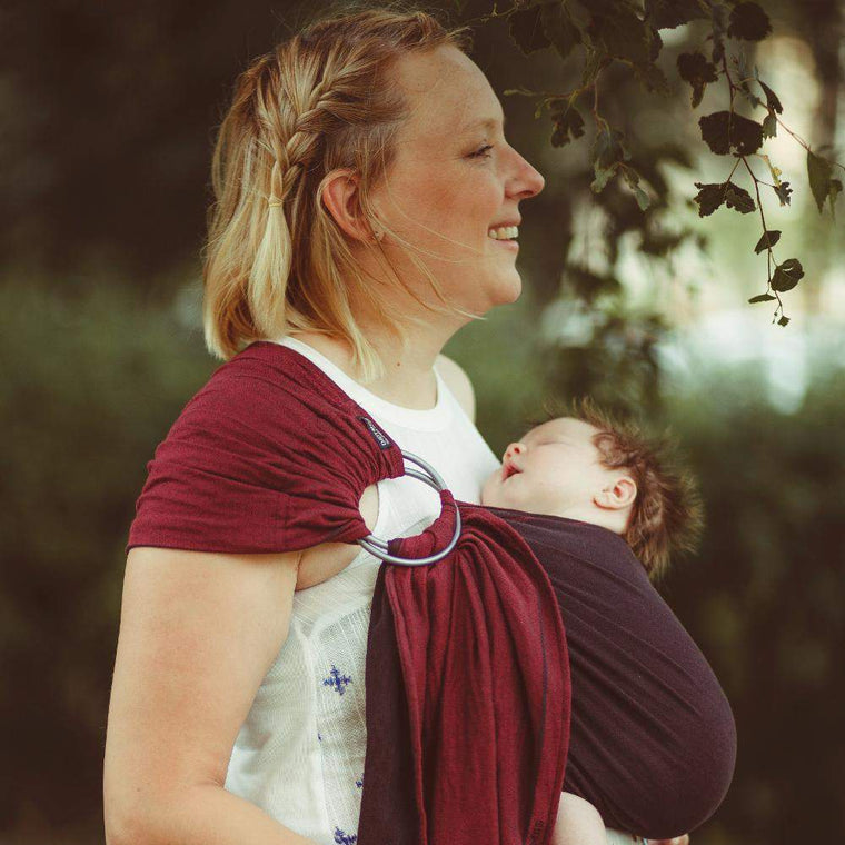 Didymos DidySling Doubleface Jack-Ring Slings-Didymos- Little Zen One US Babywearing baby carriers