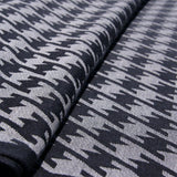 Didymos DidySling Houndstooth Anthracite-Ring Slings-Didymos- Little Zen One US Babywearing baby carriers