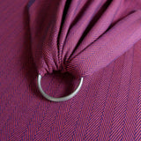Didymos DidySling Lisca Viola-Ring Slings-Didymos- Little Zen One US Babywearing baby carriers