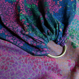 Didymos DidySling Mosaic Sparks in the Dark-Ring Slings-Didymos- Little Zen One US Babywearing baby carriers