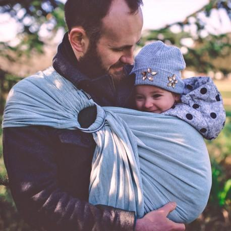 Didymos DidySling Ocean-Ring Slings-Didymos- Little Zen One US Babywearing baby carriers