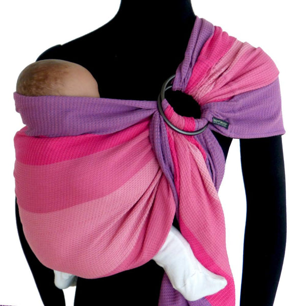 Didymos DidySling Piqué Eva-Ring Slings-Didymos- Little Zen One US Babywearing baby carriers