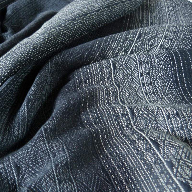 Didymos DidySling Prima Charcoal-Ring Slings-Didymos- Little Zen One US Babywearing baby carriers