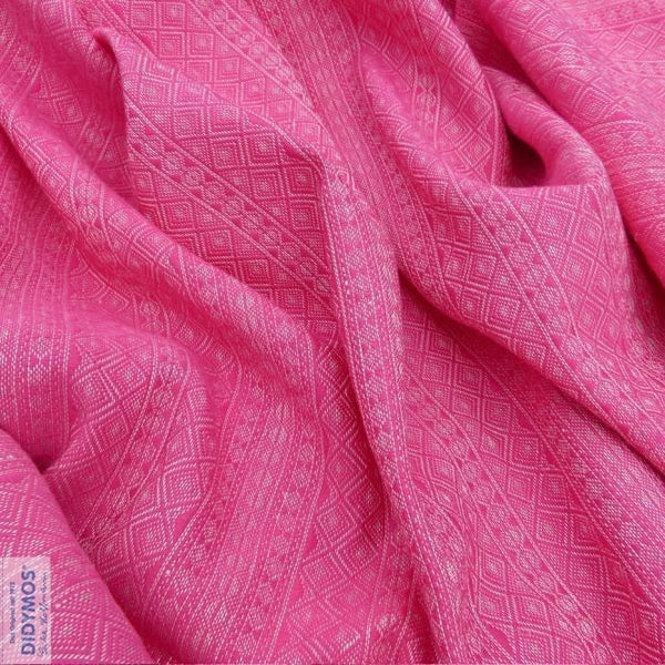 Didymos DidySling Prima Flamenco hemp-Ring Slings-Didymos- Little Zen One US Babywearing baby carriers