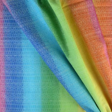 Didymos DidySling Prima Rainbow-Ring Slings-Didymos- Little Zen One US Babywearing baby carriers