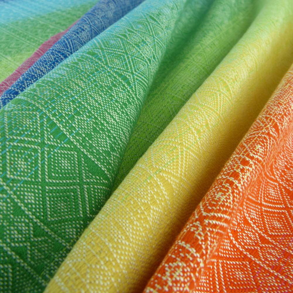 Didymos DidySling Prima Rainbow Tri-blend-Ring Slings-Didymos- Little Zen One US Babywearing baby carriers