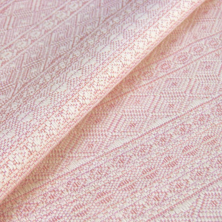 Didymos DidySling Prima Rosa silk linen-Ring Slings-Didymos- Little Zen One US Babywearing baby carriers