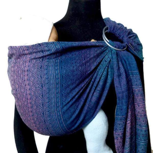 Didymos DidySling Prima Sole Occidente-Ring Slings-Didymos- Little Zen One US Babywearing baby carriers