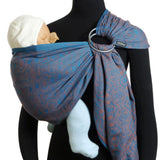 Didymos DidySling Ring Sling Ludwig-Ring Slings-Didymos- Little Zen One US Babywearing baby carriers