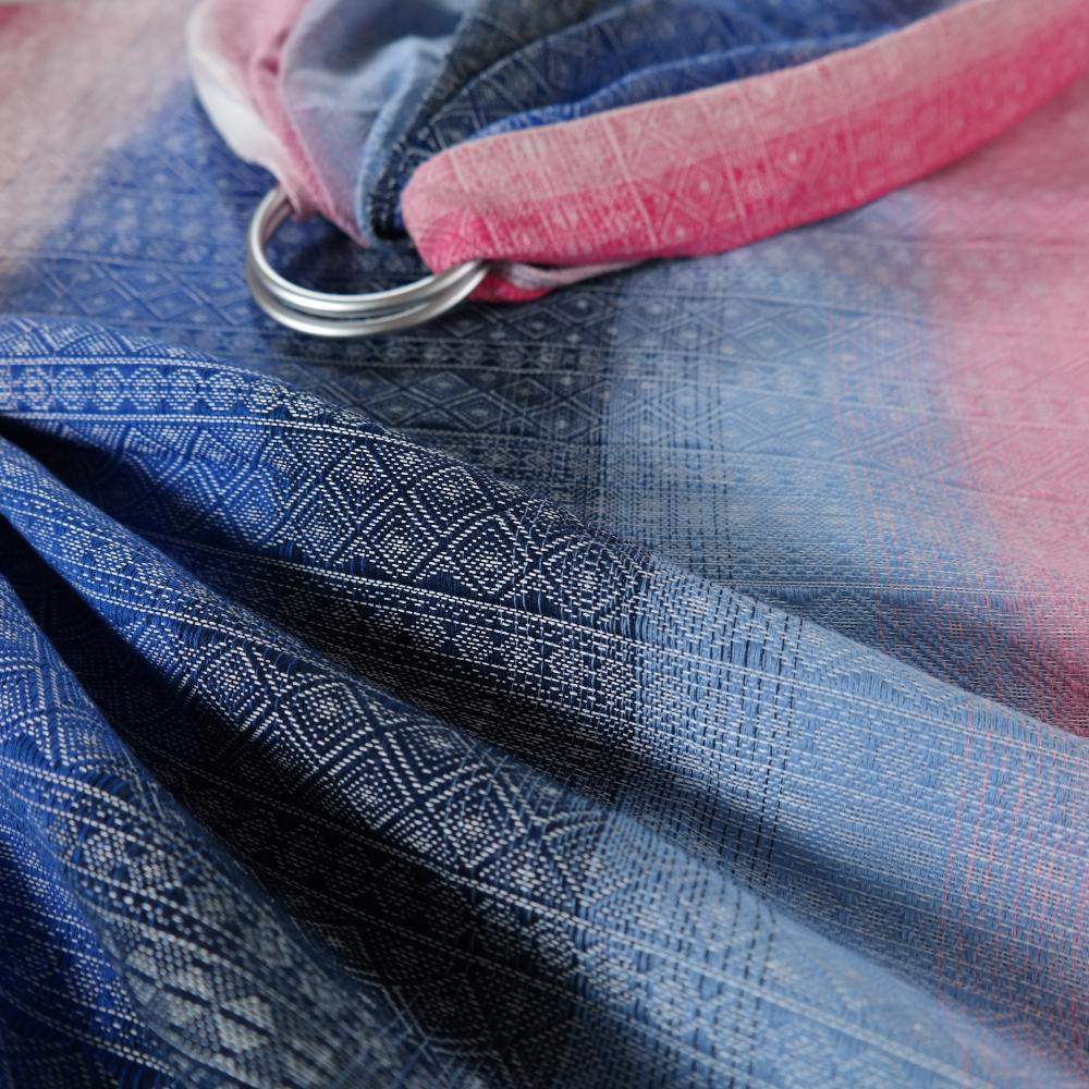 Didymos DidySling Ring Sling Prima Asayake-Ring Slings-Didymos- Little Zen One US Babywearing baby carriers