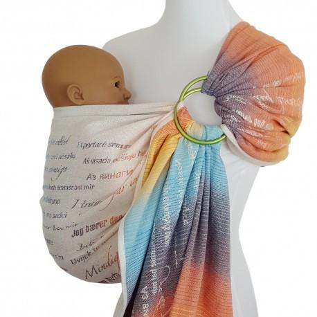 Didymos DidySling Sans Frontières-Ring Slings-Didymos- Little Zen One US Babywearing baby carriers
