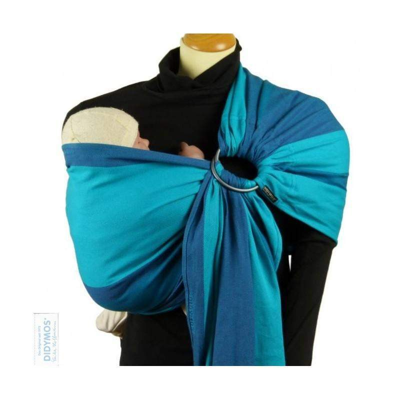 Didymos DidySling Stripes Jan-Ring Slings-Didymos- Little Zen One US Babywearing baby carriers
