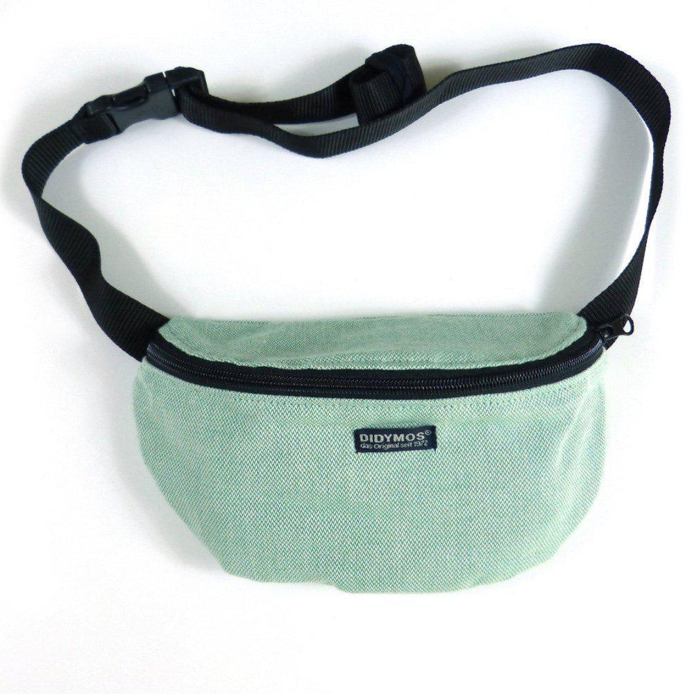 Didymos Hip Pack Jade-Babywearing Accessories-Didymos- Little Zen One US Babywearing baby carriers