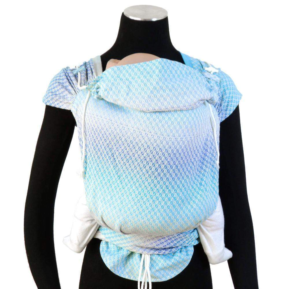 Didymos Meh Dai DidyTai Facette Midday Sky-Meh Dais-Didymos- Little Zen One US Babywearing baby carriers