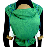 Didymos Meh Dai DidyTai Green Thicket-Meh Dais-Didymos- Little Zen One US Babywearing baby carriers