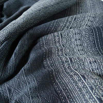 Didymos Scarf + Doll Sling Prima Charcoal-Babywearing Accessories-Didymos- Little Zen One US Babywearing baby carriers