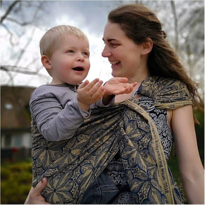 Didymos Woven Wrap Carrying Connects-Woven Wrap-Didymos- Little Zen One US Babywearing baby carriers