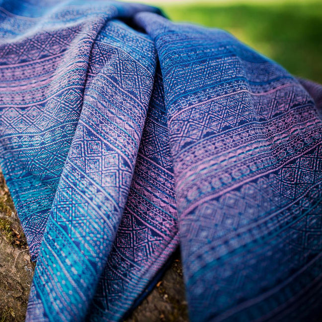 Didymos Woven Wrap Prima Sole Occidente-Woven Wrap-Didymos- Little Zen One US Babywearing baby carriers