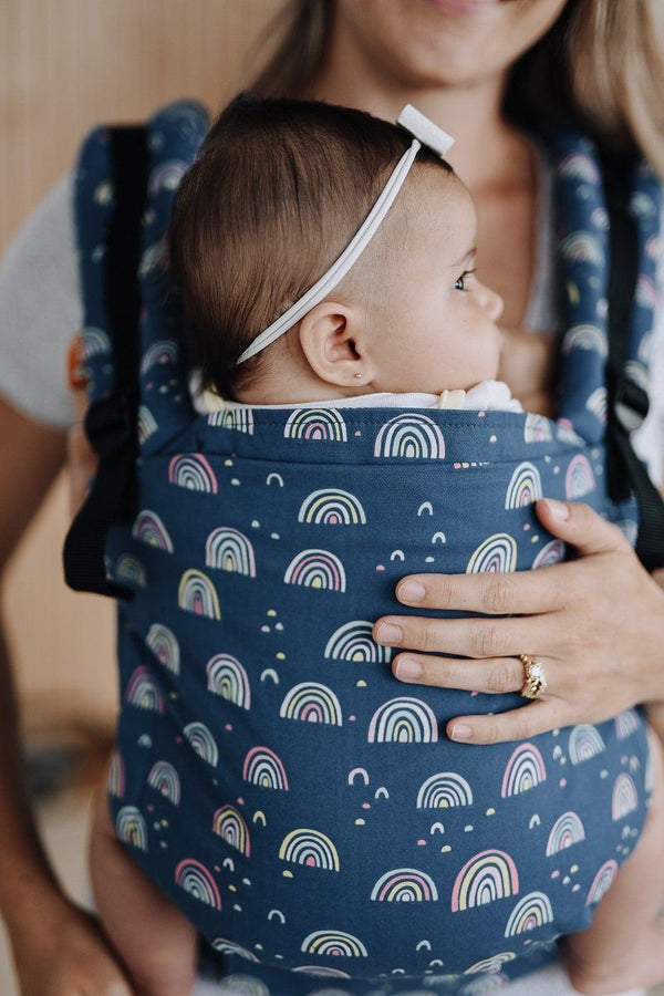 Dreamy Skies Tula Standard Baby Carrier-Buckle Carrier-Baby Tula- Little Zen One US Babywearing baby carriers